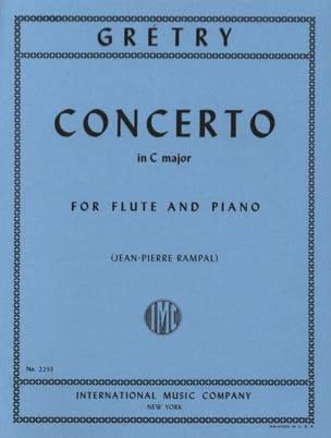 Concerto En Do Maj. - Flûte et Piano laflutedepan