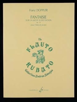 Fantaisie sur un motif de Beethoven op. 43 Franz Doppler laflutedepan