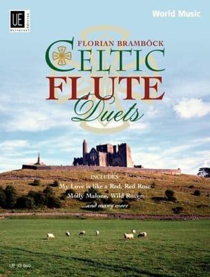 Celtic Flute Duets Florian Bramböck Partition laflutedepan