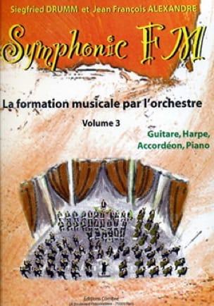 Symphonic FM Volume 3 - Guitare, Harpe, Accordéon, Piano - laflutedepan.com