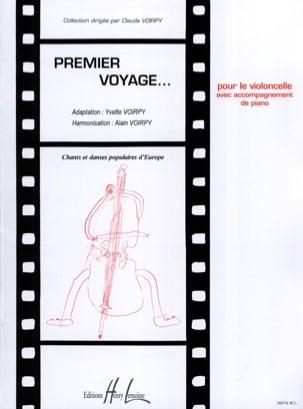 Premier voyage - Violoncelle Voirpy Claude / Voirpy Alain laflutedepan