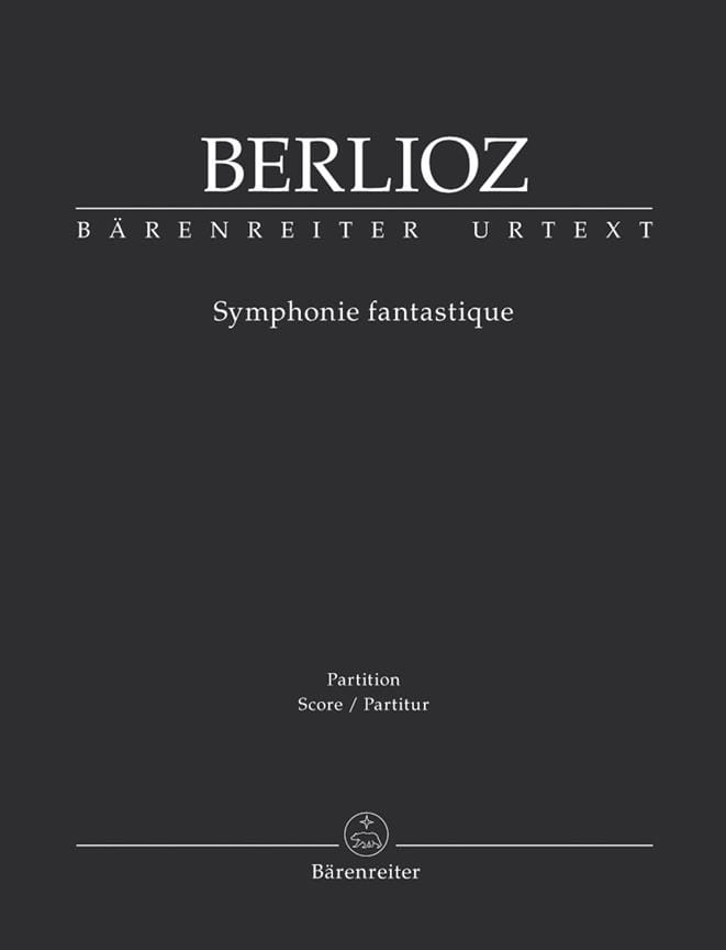 Symphonie Fantastique -Conducteur - BERLIOZ - laflutedepan.com