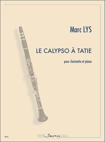 Le Calypso à Tatie - Marc Lys - Partition - laflutedepan.com