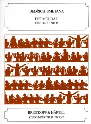 La Moldau - Conducteur SMETANA Partition Petit format - laflutedepan