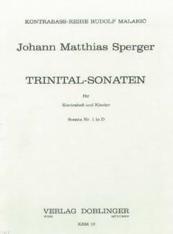 Trinital-Sonaten - Sonata Nr. 1 D-Dur laflutedepan