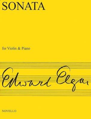 Sonata op. 82 - Violon ELGAR Partition Violon - laflutedepan