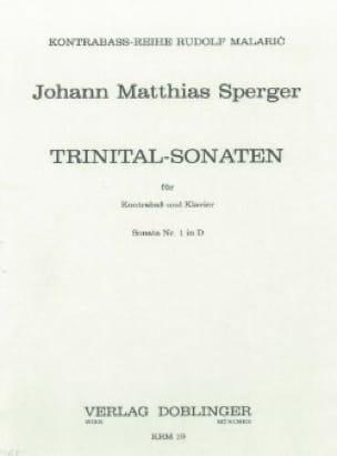 Trinital-Sonaten - Sonata Nr. 1 D-Dur - laflutedepan.com