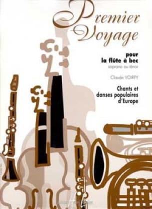 Premier voyage - Flûte à bec soprano ou ténor - laflutedepan.com