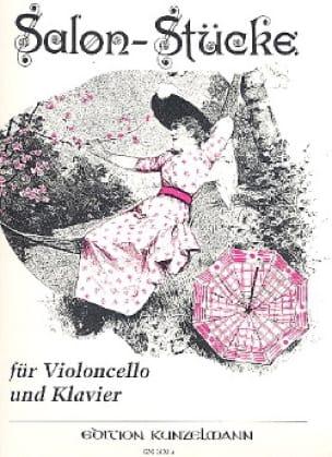 Salon-Stücke, Bd. 1 - Cello piano - laflutedepan.com