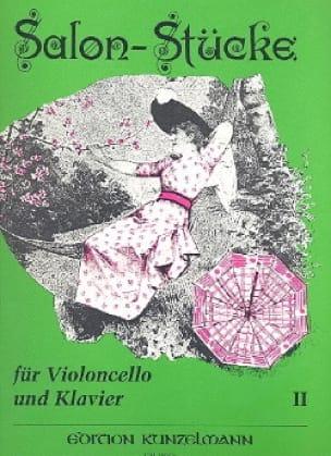 Salon-Stücke, Bd. 2 - Cello piano - laflutedepan.com