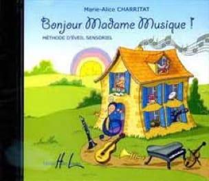 CD - Bonjour Madame Musique ! - laflutedepan.com