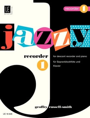 Jazzy Recorder 1 Geoffry Russell-Smith Partition laflutedepan