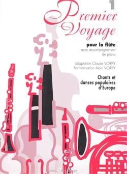 Premier Voyage Volume 1 flute laflutedepan