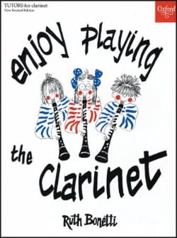 Enjoy playing the Clarinet Ruth Bonetti Partition laflutedepan