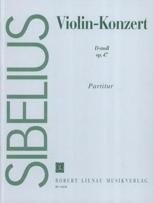 Concerto pour Violon et Orchestre en Ré Mineur SIBELIUS laflutedepan