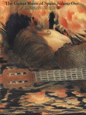 The Guitar Music Of Spain Volume 1 Bartolomé Calatayud laflutedepan
