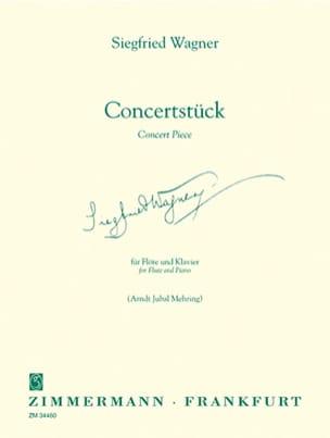 Concertstück - Flöte Klavier - Siegfried Wagner - laflutedepan.com