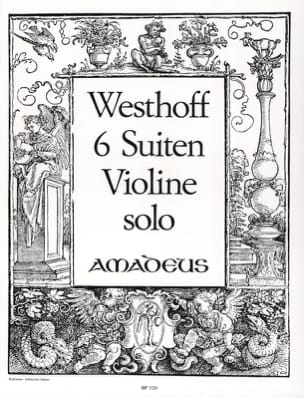 6 Suites pour violon seul sans basse - laflutedepan.com