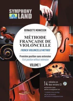 Méthode Française de Violoncelle Volume 1 laflutedepan