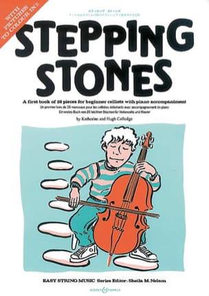 Stepping Stones - Violoncelle et Piano - laflutedepan.com