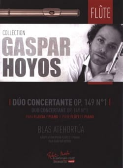 Duo Concertant, op. 149 n° 1 Blas Atehortua Partition laflutedepan