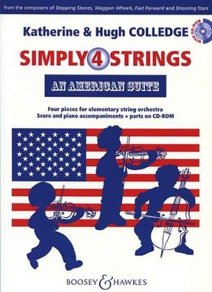 Simply 4 Strings - An American Suite Rom - laflutedepan.com