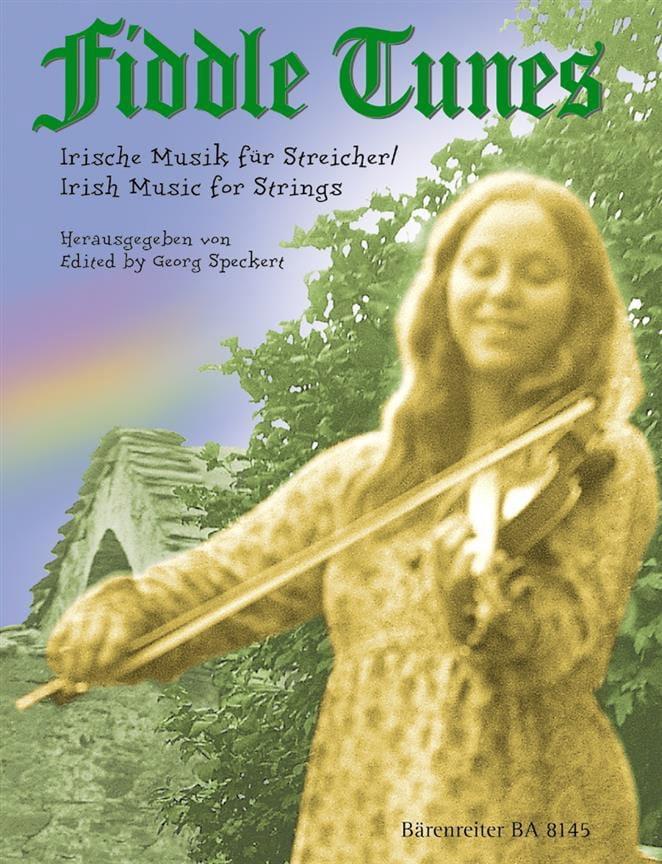 Fiddle Tunes - George A. Speckert - Partition - laflutedepan.com