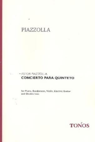 Concierto para quinteto -Score + Parts - laflutedepan.com