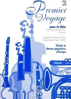 Premier Voyage Volume 2 - Flûte laflutedepan