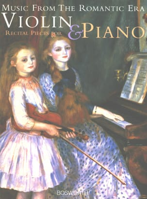 Music from Romantic Era, recital pieces laflutedepan