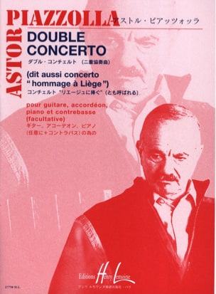 Double Concerto - guit. accord. piano contrb. laflutedepan