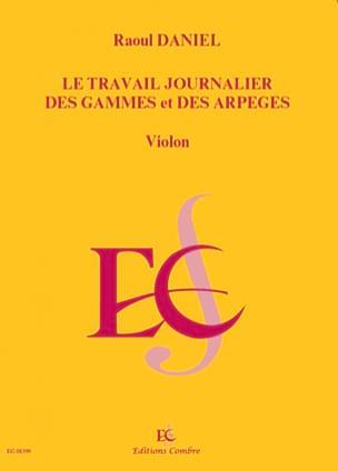 Le Travail Journalier des Gammes et des Arpèges laflutedepan