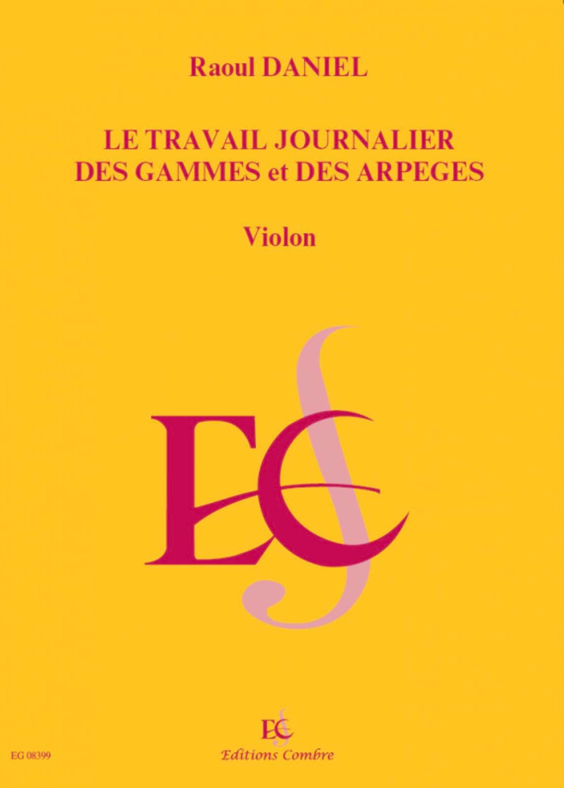 Le Travail Journalier des Gammes et des Arpèges - laflutedepan.com