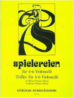 Spielereien - Volume 2 - Werner Thomas-Mifune - laflutedepan.com