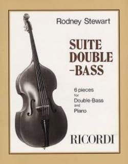 Suite Double-Bass - 6 Pieces Rodney Stewart Partition laflutedepan