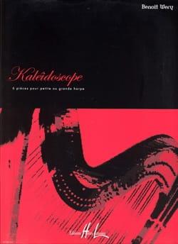 Kaléidoscope Benoît Wery Partition Harpe - laflutedepan