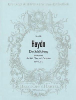 Die Schöpfung Hob XXI: 2 - HAYDN - Partition - laflutedepan.com