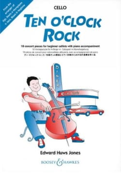 Ten O'clock Rock - Violoncelle Jones Edward Huws laflutedepan
