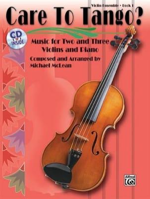 Care To Tango ? Book 1 - Michael Mclean - Partition - laflutedepan.com
