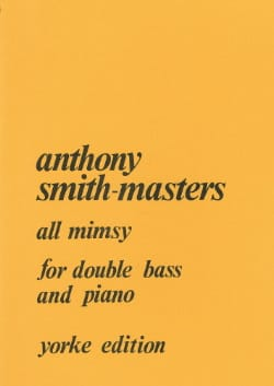 All Mimsy Anthony Smith-Masters Partition Contrebasse - laflutedepan