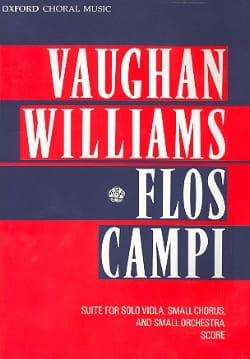 Flos Campi - Score WILLIAMS VAUGHAN Partition laflutedepan
