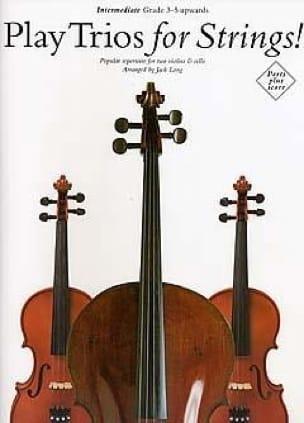 Play Trios for Strings ! - 2 Violins-cello - laflutedepan.com