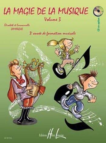La Magie de la Musique - Volume 3 - laflutedepan.com
