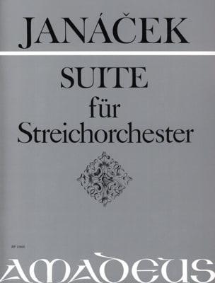 Suite für Streichorchester - Partitur JANACEK Partition laflutedepan