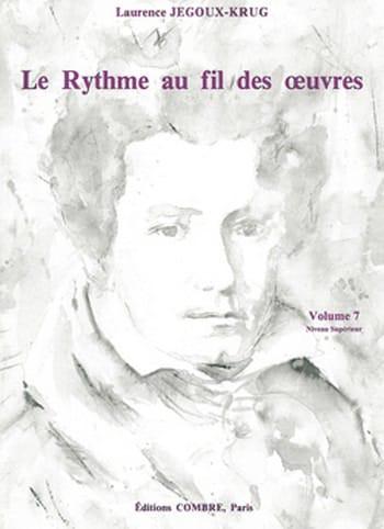 Le Rythme au Fil des Oeuvres Volume 7 - laflutedepan.com