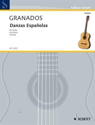 Enrique Granados - Danzas espanolas - Gitarre - Partition - di-arezzo.de