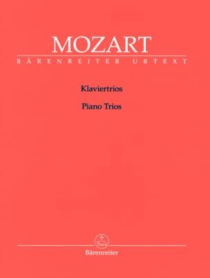 trios cordes piano MOZART Partition Trios - laflutedepan