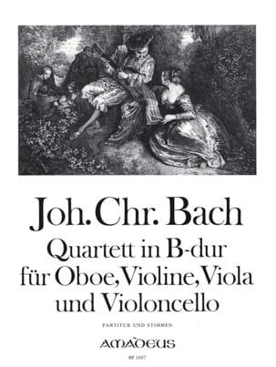 Quatuor en Sib Maj. - Partitur + Stimmen laflutedepan