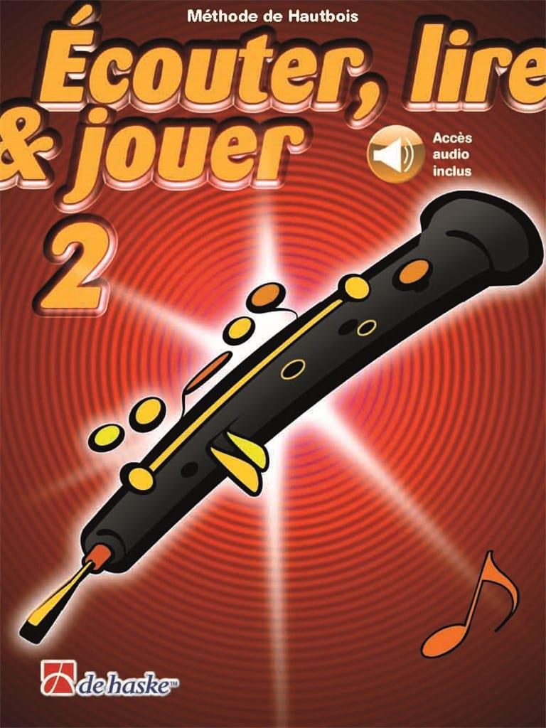 Ecouter Lire et Jouer - Méthode Volume 2 - Hautbois - laflutedepan.com