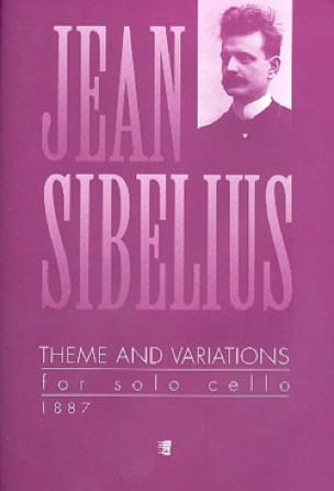 Theme and Variations - SIBELIUS - Partition - laflutedepan.com